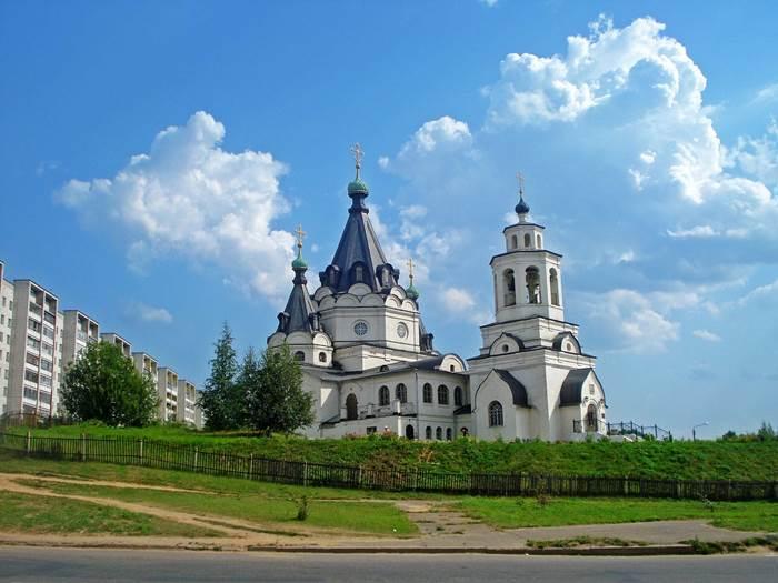 Храм в Костроме