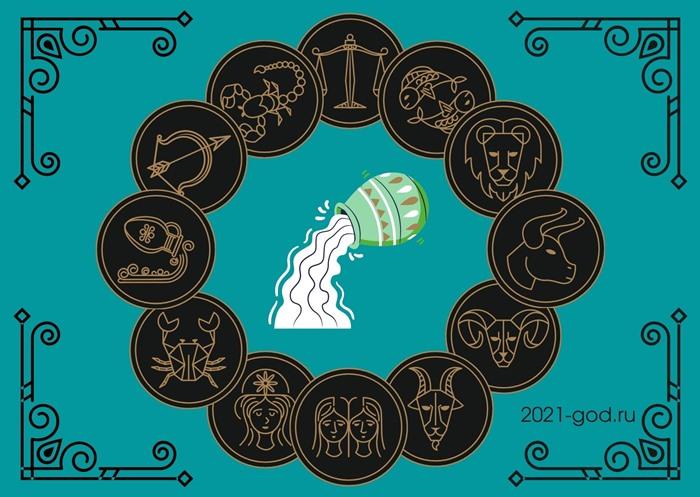 Водолей точный гороскоп на сегодня