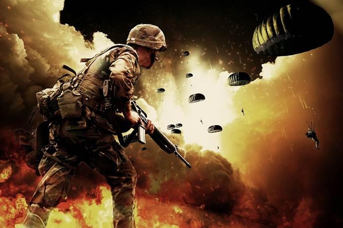 Война картинка