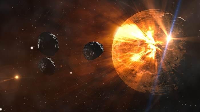 Конец света астероиды