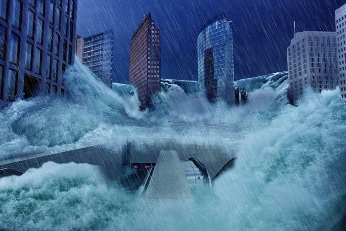 Конец света наводнение